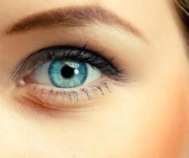 ojos inchados