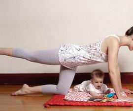 bajar de peso después del parto