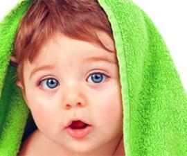 cuidados del cabbello del bebe
