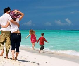 organizar vacaciones en familia