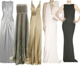 elegir vestidos elegantes