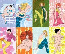 Mujeres y el horoscopo