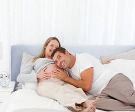 El papel del padre durante el embarazo
